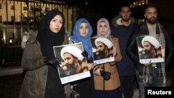 در زمان حمله معترضان ایرانی به ساختمان سفارت عربستان در تهران، دیپلماتهای سعودی حضور نداشت