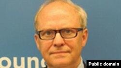 Anders Aslund, économiste pour le think tank Atlantic Council