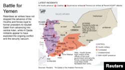 The Battle for Yemen