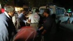 Viktim Atak Sou Ayewopo Kaboul la Rive Lopital