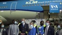 Le Rwanda, premier pays africain à recevoir le vaccin Pfizer-BioNTech