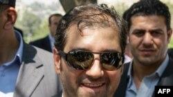 바샤르 알아사드 시리아 대통령의 사촌인 라미 마흘루프 시리아텔 회장.