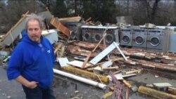 Cuatro muertos por tornados en Virginia