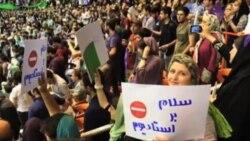 حضور زنان در ورزشگاه: نه منع قانونی و نه منع شرعی