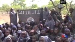 2014-05-13 美國之音視頻新聞: 美國偵察機協助搜索尼日利亞被綁架女學生
