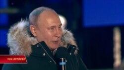 Tổng thống Putin tuyên bố 'không muốn chạy đua vũ trang'
