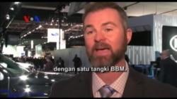 Meski Harga BBM Rendah, Detroit Auto Show Tawarkan Mobil Irit Bensin