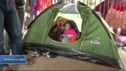 Mülteciler Çocukları İçin Gelecek İstiyor