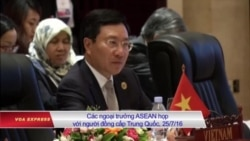 Chia rẽ trong ASEAN gây nguy cơ xung đột ở Biển Đông