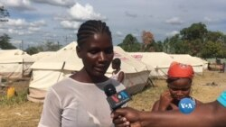 Deslocados de Nhamatanda tentam reconstruir a vida depois do Idai