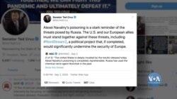 Американські законодавці закликають до нових санцій проти Росії, Північного Потоку-2. Відео