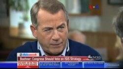 Boehner Kongre'yi Acil Oturuma Çağırabilir