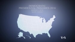 Democratic Super Tuesday Primary Results