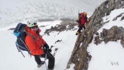 American Woman Climbs K2