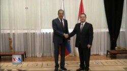 Lavrov mbështet Serbinë në qasjen ndaj Kosovës