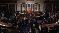 SAD: Buran prvi dan rada Kongresa u novom sazivu