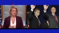 Penggantian Sejumlah Pejabat Penting Pemerintahan Trump