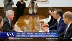 Scott: Më shumë guxim në bisedimet Kosovë – Serbi