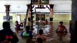 Watu walofariki kutokana na mafuriko katika jimbo la kitali la India la Kerala imeongezeka
