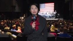 现场直击:杨安泽竞选活动选民热情满怀