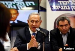 Thủ tướng Israel Benjamin Netanyahu nói sẽ không cho phép thành lập Nhà nước Palestine nếu ông tái đắc cử.