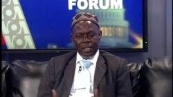 Oumar Kobine Layama réagit dans Washington Forum