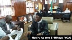 ABUJA: Solomon Dalung Ministan Wasanni da Matasan Najeriya