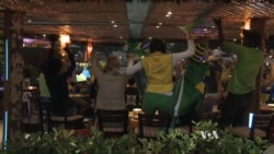 Brazil Celebrates Victory in World Cup Opener