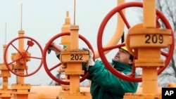 Russia-US Gas Leverage
