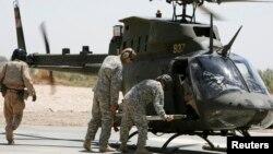 미군이 운영 중인 OH-58D 무장정찰헬기. (자료사진)