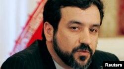 伊朗副外长、核谈判首席代表阿拉格齐。(资料照)