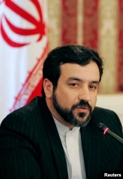 Thứ trưởng Ngoại giao Iran Abbas Araghchi. REUTERS/Raheb Homavandi