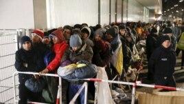 Gjermania në vështirësi prej emigrantëve
