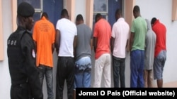 Sequestradores detidos em Moçambique