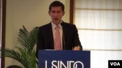 Dr. Daniel M. Kliman, ahli kebijakan luar negeri dari German Marshall Fund of the United States. (Foto: VOA)