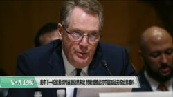VOA连线(魏之):美中下一轮贸易谈判日期仍然未定