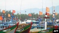 Hai tàu đánh cá Việt Nam bị đâm chìm khi đánh bắt trên Biển Đông