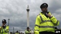 Британская полиция готовится к Олимпиаде