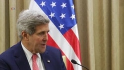 Kerry: 'Good Faith' Needed for Middle East Peace