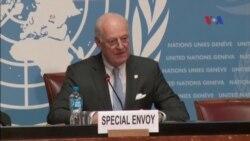 Đặc sứ LHQ về Syria kêu gọi 'vực dậy' lệnh ngưng bắn