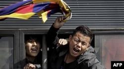 В Тибете продолжается подавление протестов