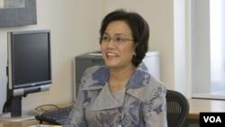 Direktur Pelaksana Bank Dunia Sri Mulyani Indrawati menganggap pengalaman Indonesia bermanfaat untuk negara lain. (Photo: VOA)