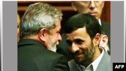 موقعيت جهانی برزيل با سفر احمدی نژاد تهديد ميشود