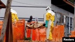 Me Omar Kavota explique les assauts répétés contre des centres de traitement d'Ebola