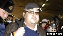 金正男(圖)是已故北韓領導人金正日的長子。