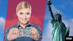 هر سال تا حدود ۵۰ هزارنفر از طریق قرعه کشی گرین کارت وارد آمریکا می شوند