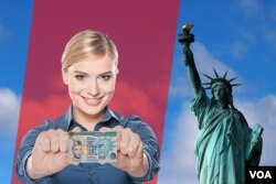 USA-STATUE OF LIBERTY/ US lottory Green Card