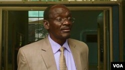 Vice President Kembo Dugishi Mohadi