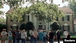 Graceland: Elvis Presley's Lavish Mansion Opened to Public