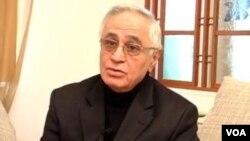 Sabiq müdafiə naziri Rəhim Qazıyev